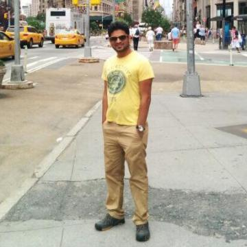 Sameer Shenai, 30, San Francisco, United States