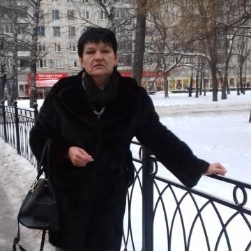alla, 50, Moscow, Russia
