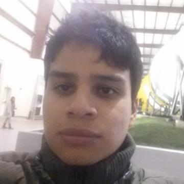 Alberto Ascencio, 28, Guadalajara, Mexico