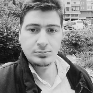 Emre Eraslan, 31, Trebizond, Turkey