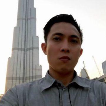Arnel Rodriguez, 31, Abu Dhabi, United Arab Emirates