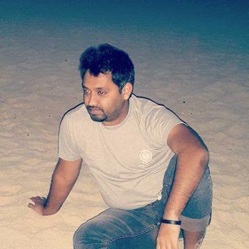 Shaik Imran, 31, Dubai, United Arab Emirates