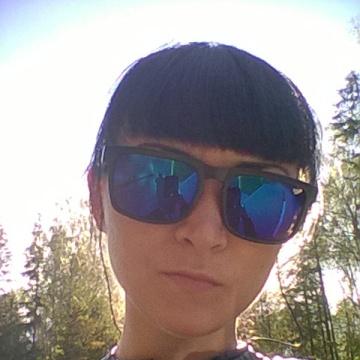 Nastja Artjushenkova, 25, Eston, United Kingdom