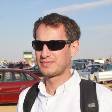 Elyas srour, 43, Amman, Jordan