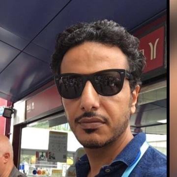 Khalid, 37, Khobar, Saudi Arabia