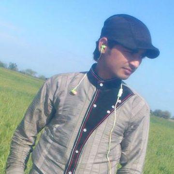 Ilyas Prince, 21, Lahore, Pakistan