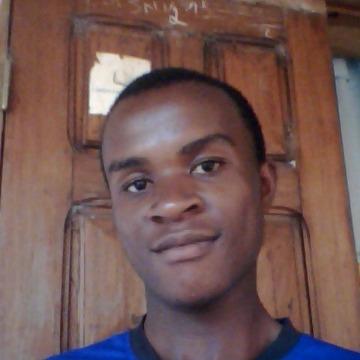 angelo engama, 20, Yaounde, Cameroon