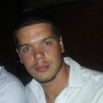 Dusan Nemanjic, 28, Belgrade, Serbia