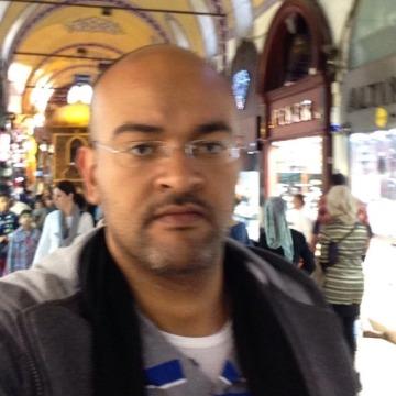 Khalid, 31, Istanbul, Turkey