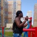 Ebony black, 26, Moscow, Russia