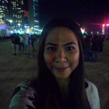Angel, 28, Abu Dhabi, United Arab Emirates