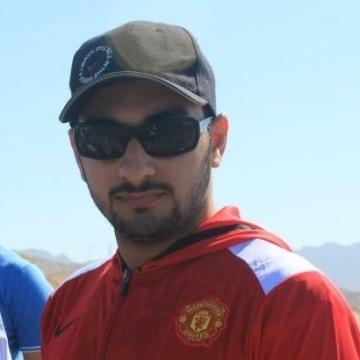 Zaid Al-kindy, 27, Muscat, Oman