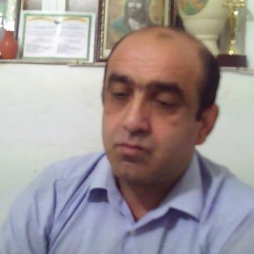 Elekber Yusubov, 47, Baku, Azerbaijan