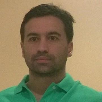 Alejandro Gomez, 40, A Coruna, Spain