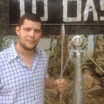Vitalii Mishukov, 28, Kiev, Ukraine