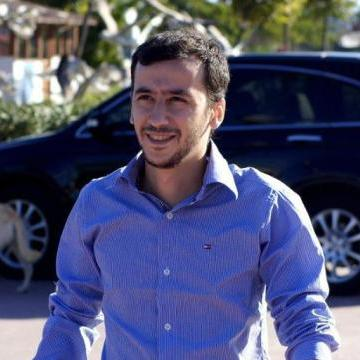 Onur Duman, 30, Istanbul, Turkey