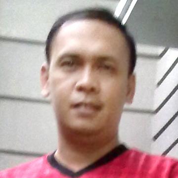 asep liana, 41, Jakarta, Indonesia