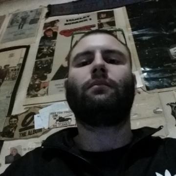 Riccardo Rudeboyantifa, 38, Rome, Italy