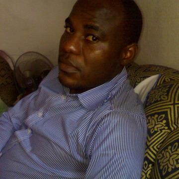 Fabrice, 36, Douala, Cameroon
