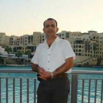 Samer, 47, Abu Dhabi, United Arab Emirates