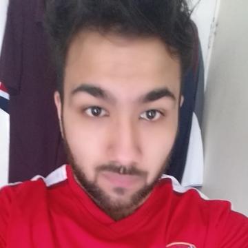 Kalim, 23, Sheffield, United Kingdom