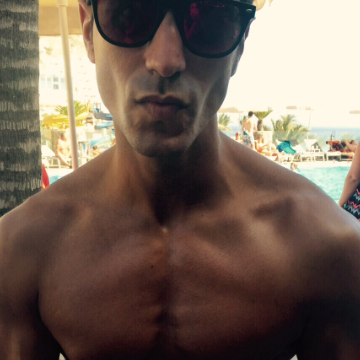 Adrian Prada Rodriguez, 31, Las Palmas, Spain