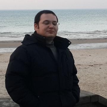 memo, 30, Mersin, Turkey