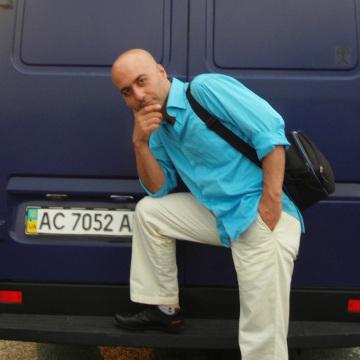 metin, 48, Istanbul, Turkey