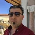 Özkan Aşgenaz, 33, Istanbul, Turkey