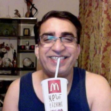 Nadeem Schaudry, 41, Al Kharj, Saudi Arabia