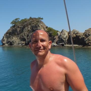asaf, 43, Antalya, Turkey