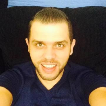 Mohamed Gdara, 28, Dubai, United Arab Emirates