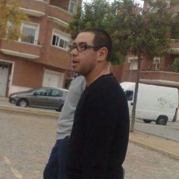 Manuel Guerra, 34, Sabadell, Spain