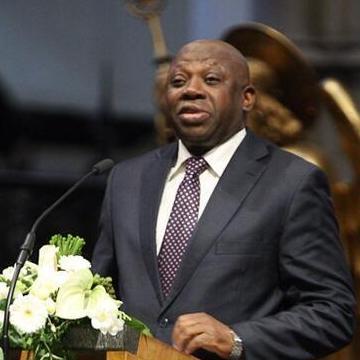 Mr. Kofi Albert, 46, Accra, Ghana