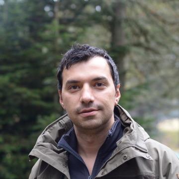 Omi, 35, Istanbul, Turkey