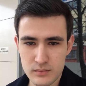 Vladimir Yuldashev, 24, Moscow, Russia