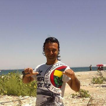 Yusuf Durgut, 39, Antalya, Turkey