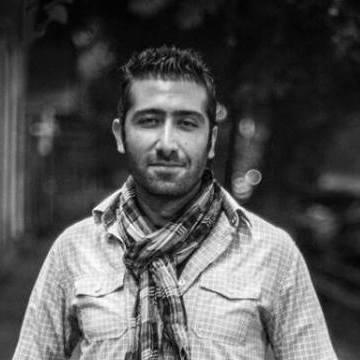 Gökhan Usal, 34, Bishkek, Kyrgyzstan