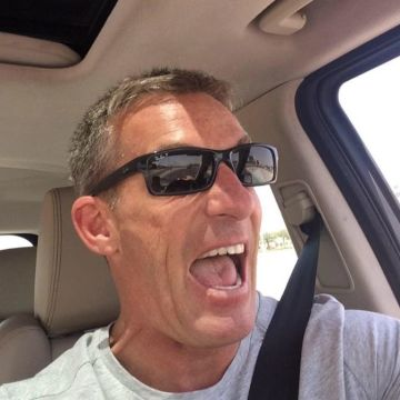 Patrick Marcucci, 46, Abu Dhabi, United Arab Emirates