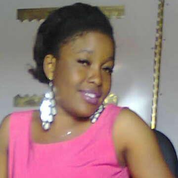 Danielle NIce, 29, Dakar, Senegal