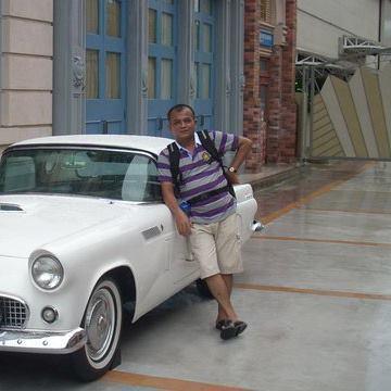 Faizal Eteruddin, 54, Batam, Indonesia