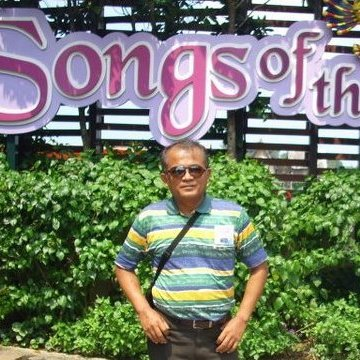 Faizal Eteruddin, 53, Batam, Indonesia