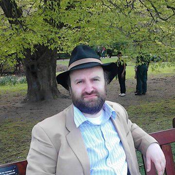 Graham Robb, 44, Edinburgh, United Kingdom