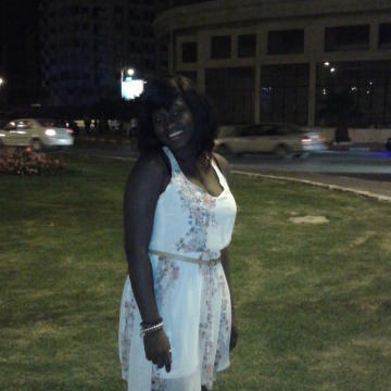 saran, 27, Conakry, Guinea