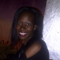 Wame, 35, Gaborone, Botswana