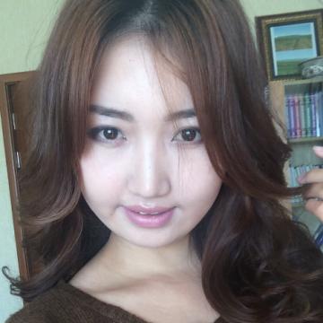 Gerelsuren Saruulbold, 23, Ulaanbaatar, Mongolia