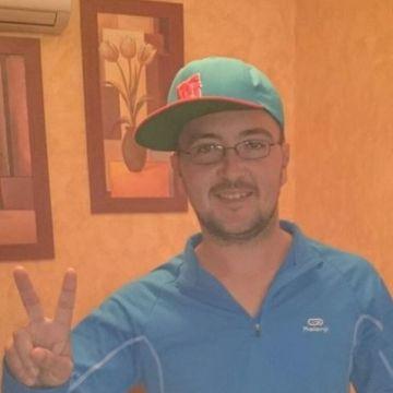 David Villalba Alejo, 31, Alcazar De San Juan, Spain