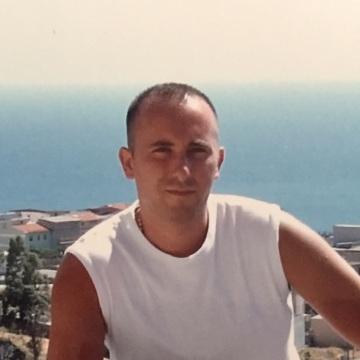 Gianluca Ceravolo, 39, Torino, Italy