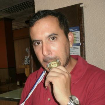 Carlos Daniel Berenguer Chazarra, 32, Almoradi, Spain