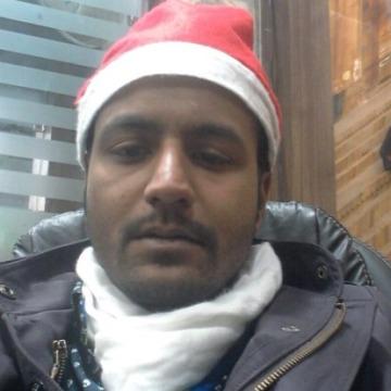 Vikas Gupta, 30, New Delhi, India